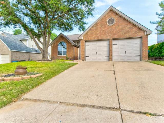 821 Lionel Way, Fort Worth, TX 76108 (MLS #14670958) :: Lisa Birdsong Group | Compass