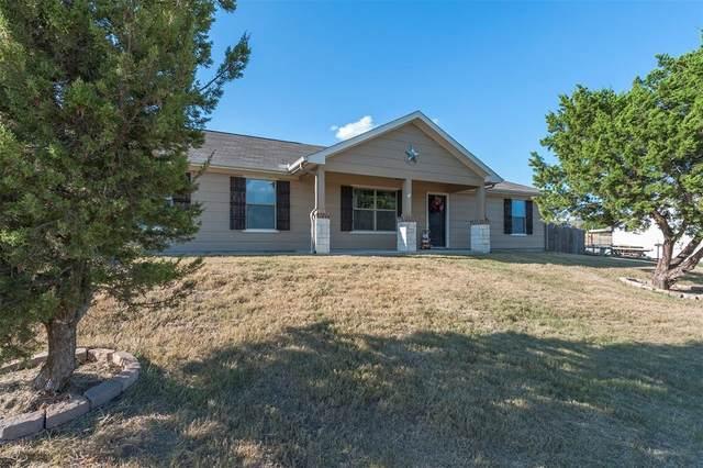 613 Brazos Vista Court, Weatherford, TX 76087 (MLS #14670964) :: The Good Home Team