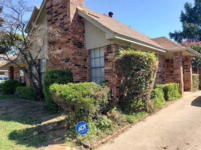 2708 Newkirk Court, Euless, TX 76039 (MLS #14670969) :: Real Estate By Design