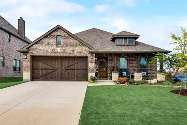 224 Thompson Drive, Van Alstyne, TX 75495 (MLS #14670974) :: Lisa Birdsong Group   Compass