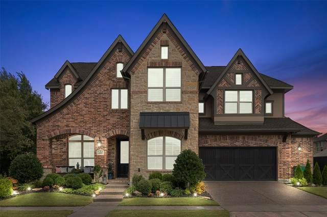 4305 Reed Drive, Mckinney, TX 75070 (MLS #14670983) :: The Heyl Group at Keller Williams