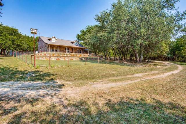 4444 Dye Mound Road, Forestburg, TX 76239 (MLS #14671010) :: Real Estate By Design