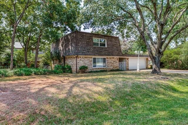 6312 Fox Run Road, Arlington, TX 76016 (MLS #14671029) :: Real Estate By Design