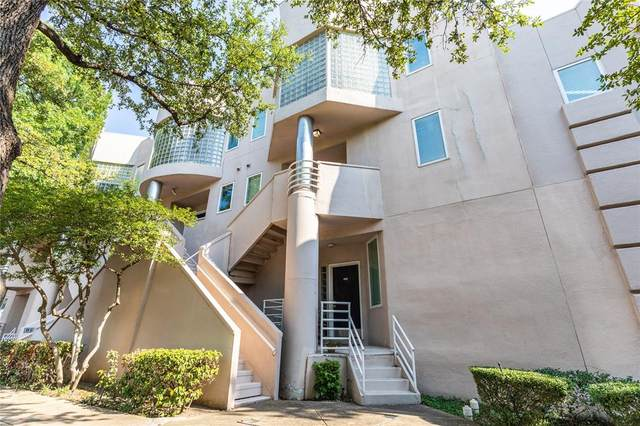 4040 Avondale Avenue #106, Dallas, TX 75219 (MLS #14671048) :: All Cities USA Realty