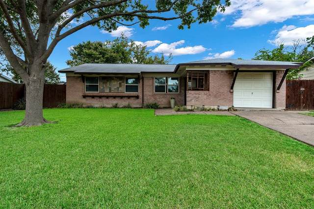 3037 Joanna Drive, Farmers Branch, TX 75234 (MLS #14671056) :: Real Estate By Design