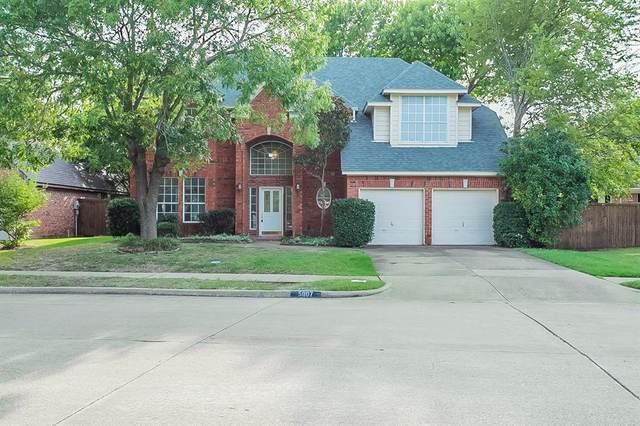 5007 N Briar Ridge Circle, Mckinney, TX 75072 (MLS #14671105) :: Maegan Brest | Keller Williams Realty