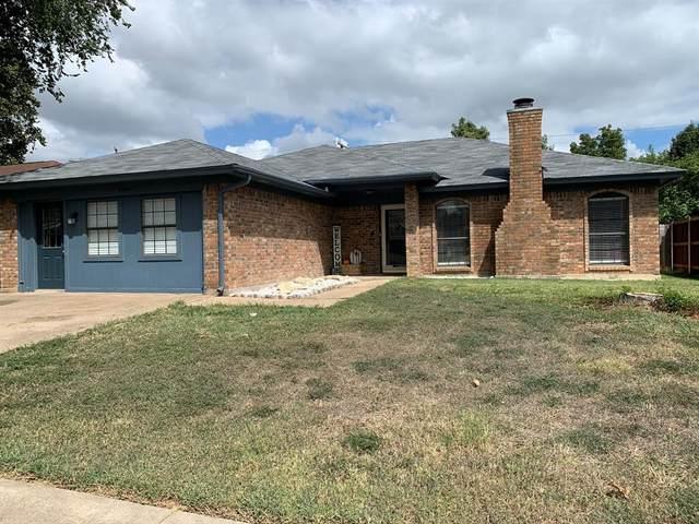 6465 High Lawn Terrace, Watauga, TX 76148 (MLS #14671132) :: Real Estate By Design