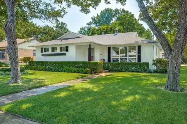 1806 Viewcrest Drive, Dallas, TX 75228 (MLS #14671136) :: Real Estate By Design