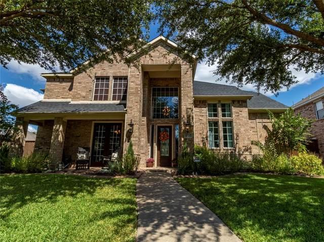 1813 Harvest Glen Drive, Allen, TX 75002 (MLS #14671143) :: Real Estate By Design