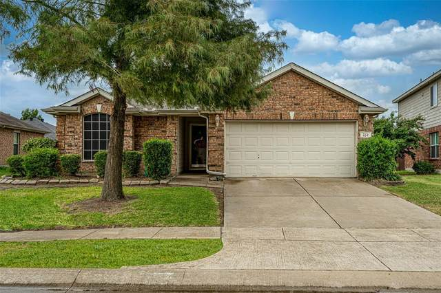 107 Redbud Drive, Forney, TX 75126 (MLS #14671146) :: Real Estate By Design