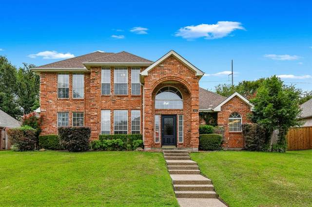 165 Glendale Drive, Coppell, TX 75019 (MLS #14671157) :: The Rhodes Team