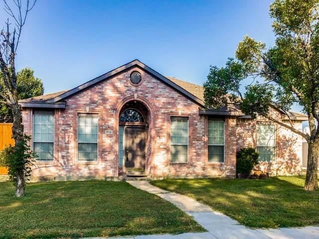 1713 Rancho Drive, Mesquite, TX 75149 (MLS #14671171) :: The Good Home Team