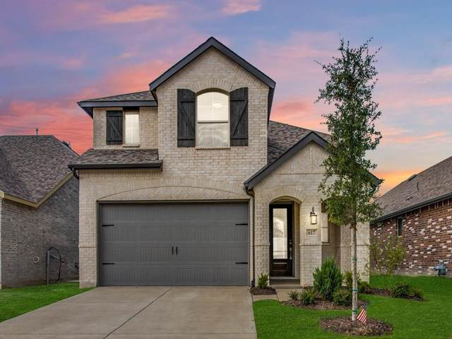 617 Claverton Lane, Forney, TX 75126 (MLS #14671174) :: The Property Guys