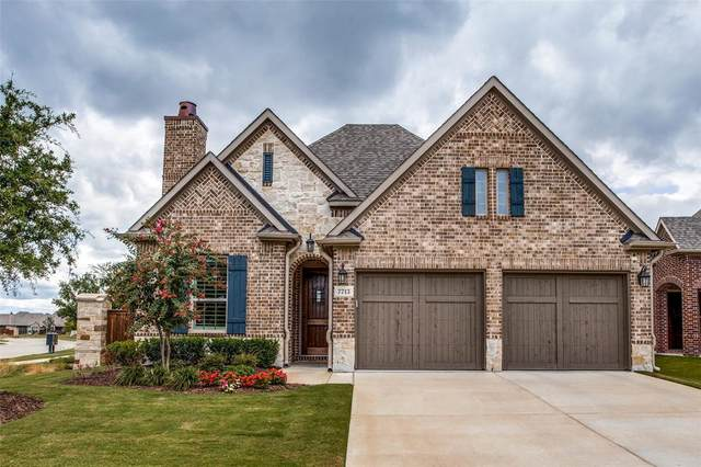 7713 Newtown, The Colony, TX 75056 (MLS #14671208) :: Real Estate By Design