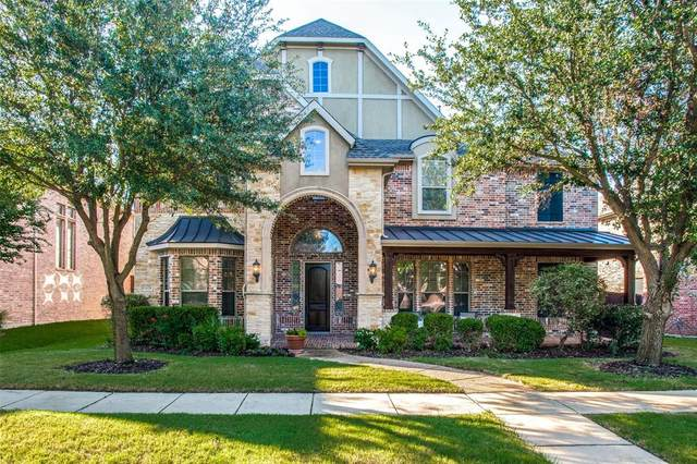 13433 Morley Drive, Frisco, TX 75035 (MLS #14671231) :: Robbins Real Estate Group