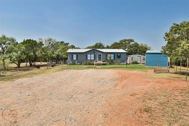 1102 County Road 154, Tuscola, TX 79562 (#14671238) :: Homes By Lainie Real Estate Group