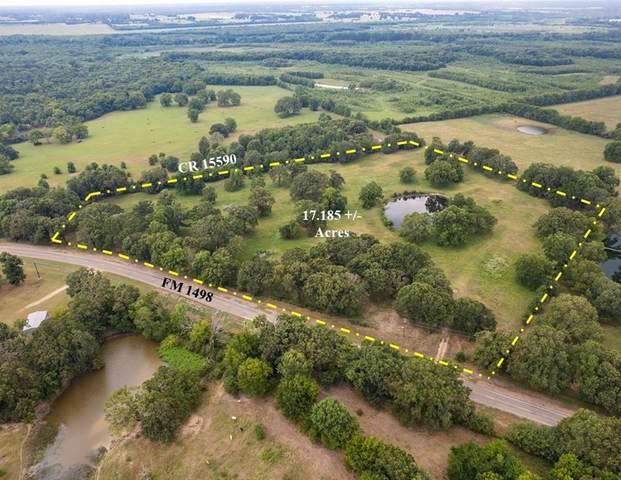 TBD Fm 1498 Highway, Paris, TX 75462 (MLS #14671245) :: Real Estate By Design