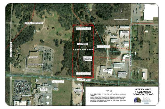00 Hwy 84, Denison, TX 75020 (MLS #14671247) :: Real Estate By Design