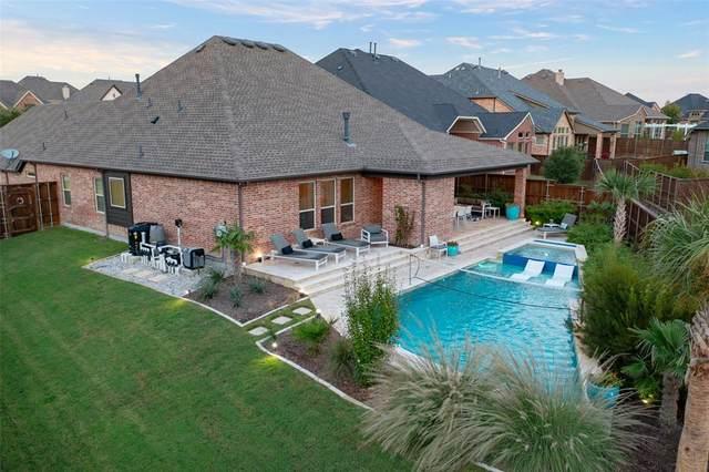 2111 Grassland Drive, Allen, TX 75013 (MLS #14671251) :: Lisa Birdsong Group | Compass