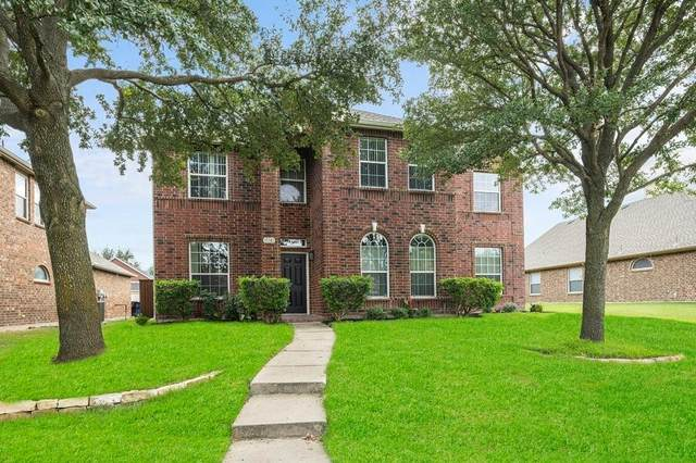 11181 Snyder Drive, Frisco, TX 75035 (MLS #14671261) :: Real Estate By Design