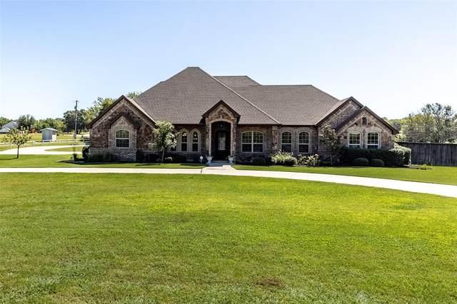 193 Fairview Court, Decatur, TX 76234 (MLS #14671263) :: The Mauelshagen Group