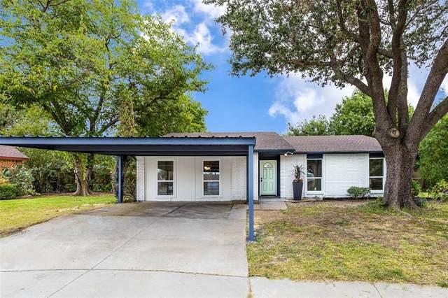 5513 Maple Court, Rowlett, TX 75089 (MLS #14671270) :: 1st Choice Realty
