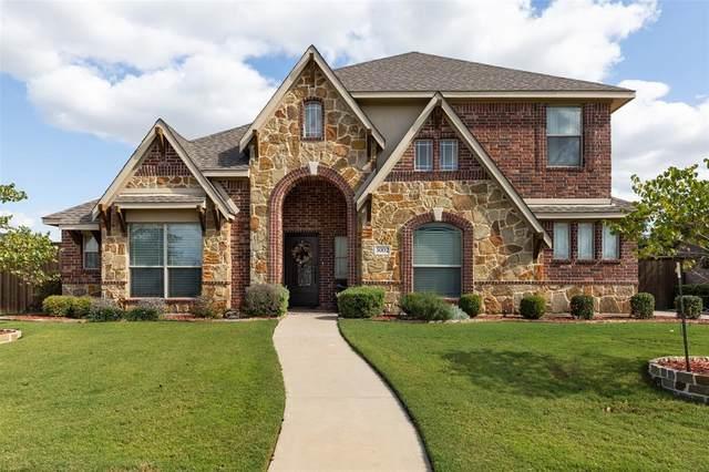 5002 W Fall Drive, Midlothian, TX 76065 (MLS #14671276) :: Real Estate By Design