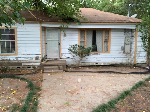 107 Lydia Street, Terrell, TX 75160 (MLS #14671287) :: Robbins Real Estate Group