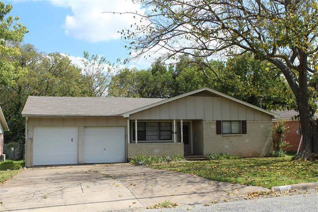 2603 N Shannon Street, Sherman, TX 75092 (MLS #14671289) :: Real Estate By Design