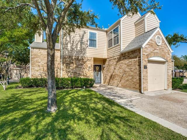 217 Cimarron Trail #6, Irving, TX 75063 (MLS #14671304) :: Benchmark Real Estate Services