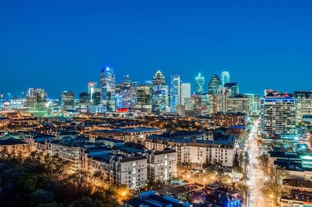 3030 Mckinney Avenue #2302, Dallas, TX 75204 (MLS #14671327) :: VIVO Realty