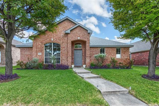 1621 Briarhollow Court, Allen, TX 75002 (MLS #14671328) :: Russell Realty Group
