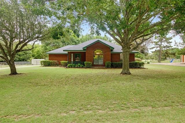 206 Mabry Lane, Red Oak, TX 75154 (MLS #14671351) :: Real Estate By Design