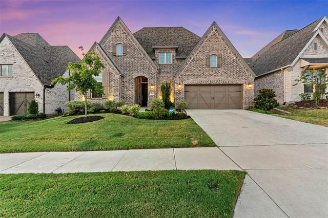 2432 Rosecroft Court, Celina, TX 75009 (MLS #14671367) :: Craig Properties Group