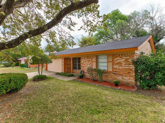 5617 Westhaven Drive, Fort Worth, TX 76132 (MLS #14671406) :: Real Estate By Design