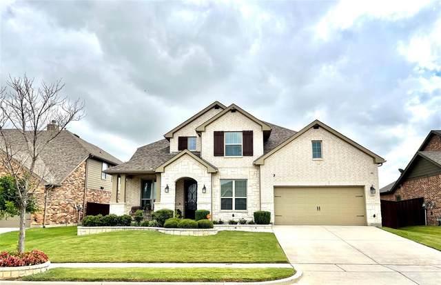 1405 Sassafras Street, Saginaw, TX 76131 (MLS #14671408) :: Real Estate By Design