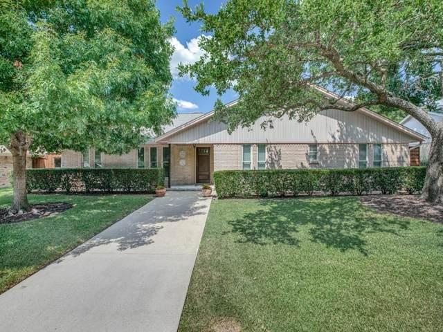 7921 Roundrock Road, Dallas, TX 75248 (MLS #14671409) :: Craig Properties Group
