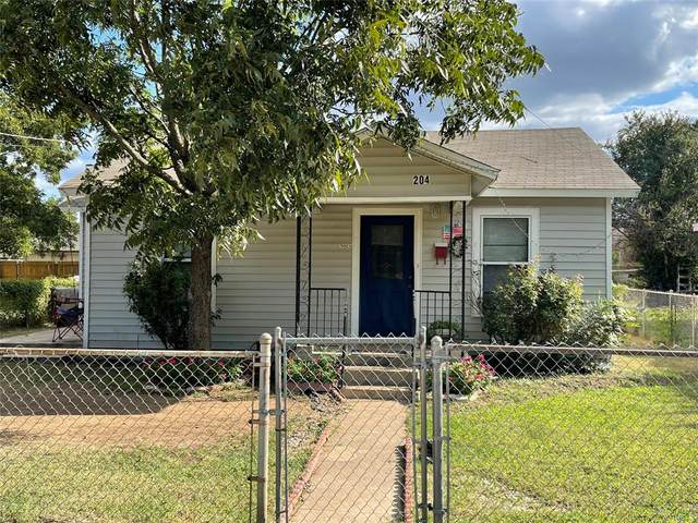 204 E 4th Street, Arlington, TX 76010 (MLS #14671410) :: The Heyl Group at Keller Williams