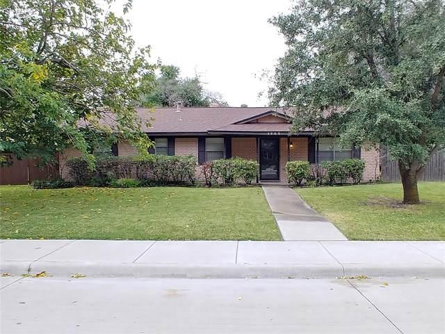 3909 Southridge Drive, Rowlett, TX 75088 (MLS #14671415) :: VIVO Realty
