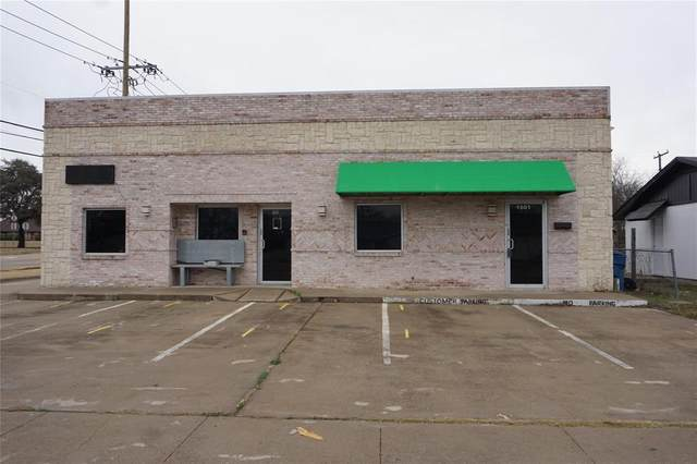 1601 Tyson Street, Blue Mound, TX 76131 (MLS #14671419) :: Real Estate By Design