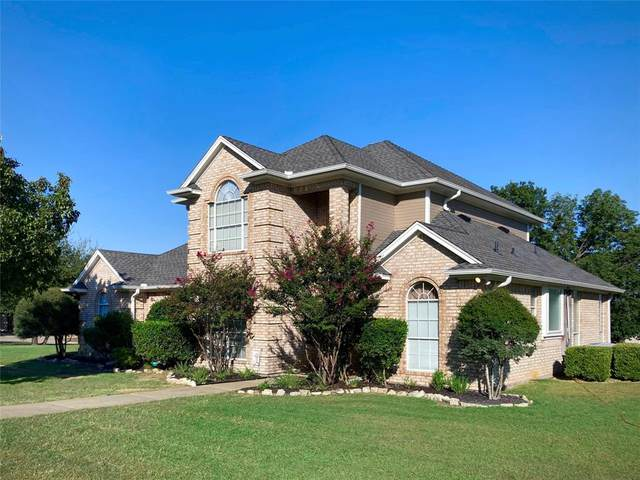 3518 Cliff View Loop, Weatherford, TX 76087 (MLS #14671423) :: Potts Realty Group