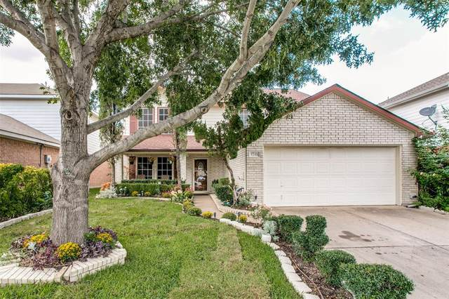 9740 Parkmere Drive, Fort Worth, TX 76108 (MLS #14671435) :: Real Estate By Design