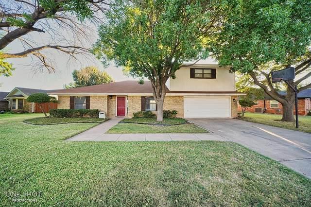 7709 John Carroll Drive, Abilene, TX 79606 (#14671437) :: Homes By Lainie Real Estate Group
