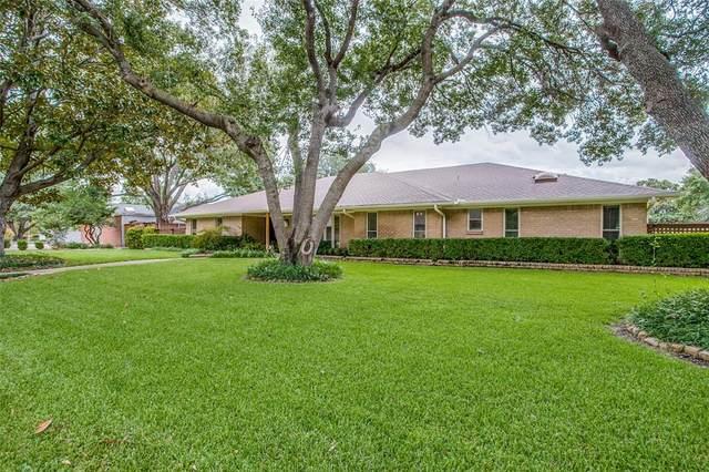 6944 Leameadow Drive, Dallas, TX 75248 (MLS #14671439) :: Real Estate By Design