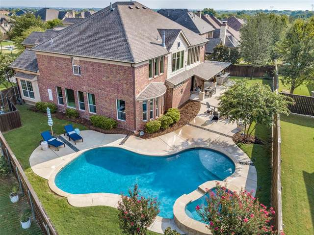 2560 Stonybrook Drive, Prosper, TX 75078 (MLS #14671448) :: Jones-Papadopoulos & Co