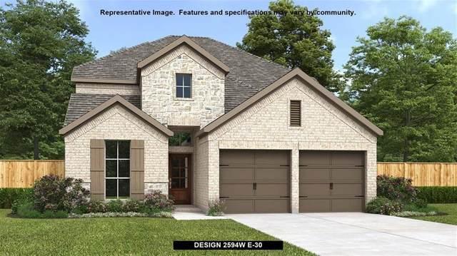 3505 Sawtooth Lane, Little Elm, TX 75068 (MLS #14671449) :: The Property Guys