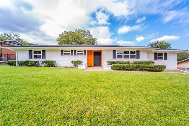 1712 Ridgmar Boulevard, Fort Worth, TX 76116 (MLS #14671451) :: Real Estate By Design
