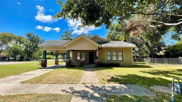 508 E Brin Street, Terrell, TX 75160 (#14671466) :: Homes By Lainie Real Estate Group
