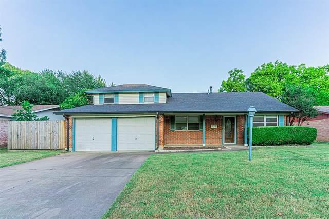 705 Meadowlark Circle, Crowley, TX 76036 (MLS #14671467) :: The Hornburg Real Estate Group