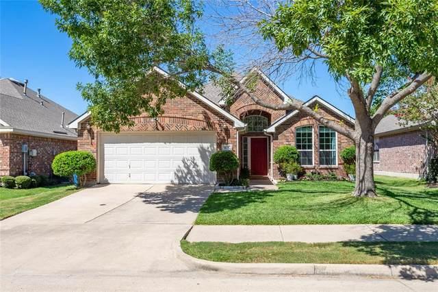 10713 J A Forster Drive, Rowlett, TX 75089 (MLS #14671484) :: The Good Home Team